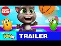My Talking Tom 2 is here! NEW GAME Offic...mp3
