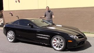 The Mercedes SLR Is the Forgotten $500,000 Supercar