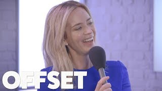 Emily Blunt doesn