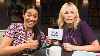 If Talk Show Interviews Were Honest (ft. Chelsea Handler)