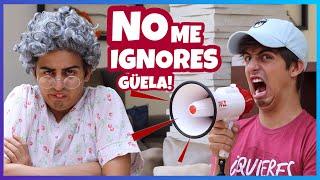 Daniel El Travieso - Güela Me Está Ignorando!