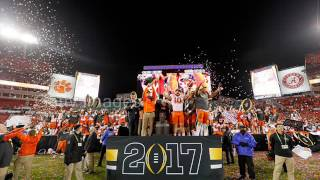 Don Munson, Voice of Clemson Football, Joins Big Board Sports 1/10