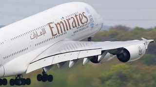 Airbus A380 vs. Boeing 747