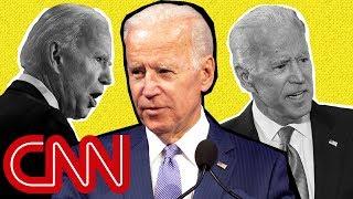 Joe Biden's big 2020 problem