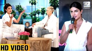 Priyanka Chopra REACTS On Getting Insulted By TV Anchors In Hollywood | LehrenTV