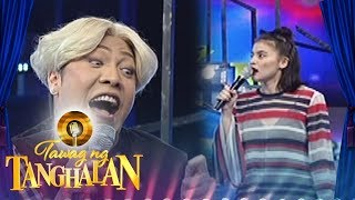 Tawag ng Tanghalan: Vice talks about lovers