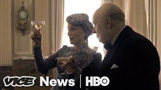"Inside The Making Of ""Darkest Hour"" (HBO)"