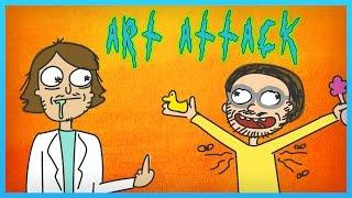 Wir malen uns als Rick & Morty und mehr! - Quasi Frühshoppen