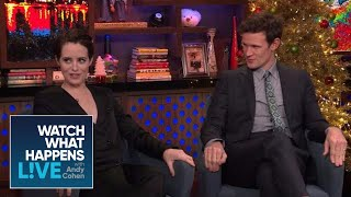 Claire Foy And Matt Smith's Netflix And Chill Picks | WWHL