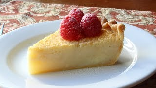 Buttermilk Pie - Southern-Style Buttermilk Pie Recipe