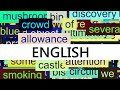 3000+ Common English Words with Pronunci...mp3