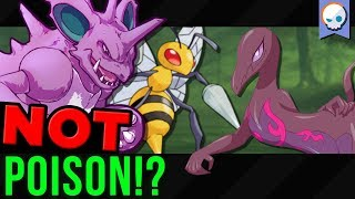 Every Poison Type Pokemon Explained! | Gnoggin