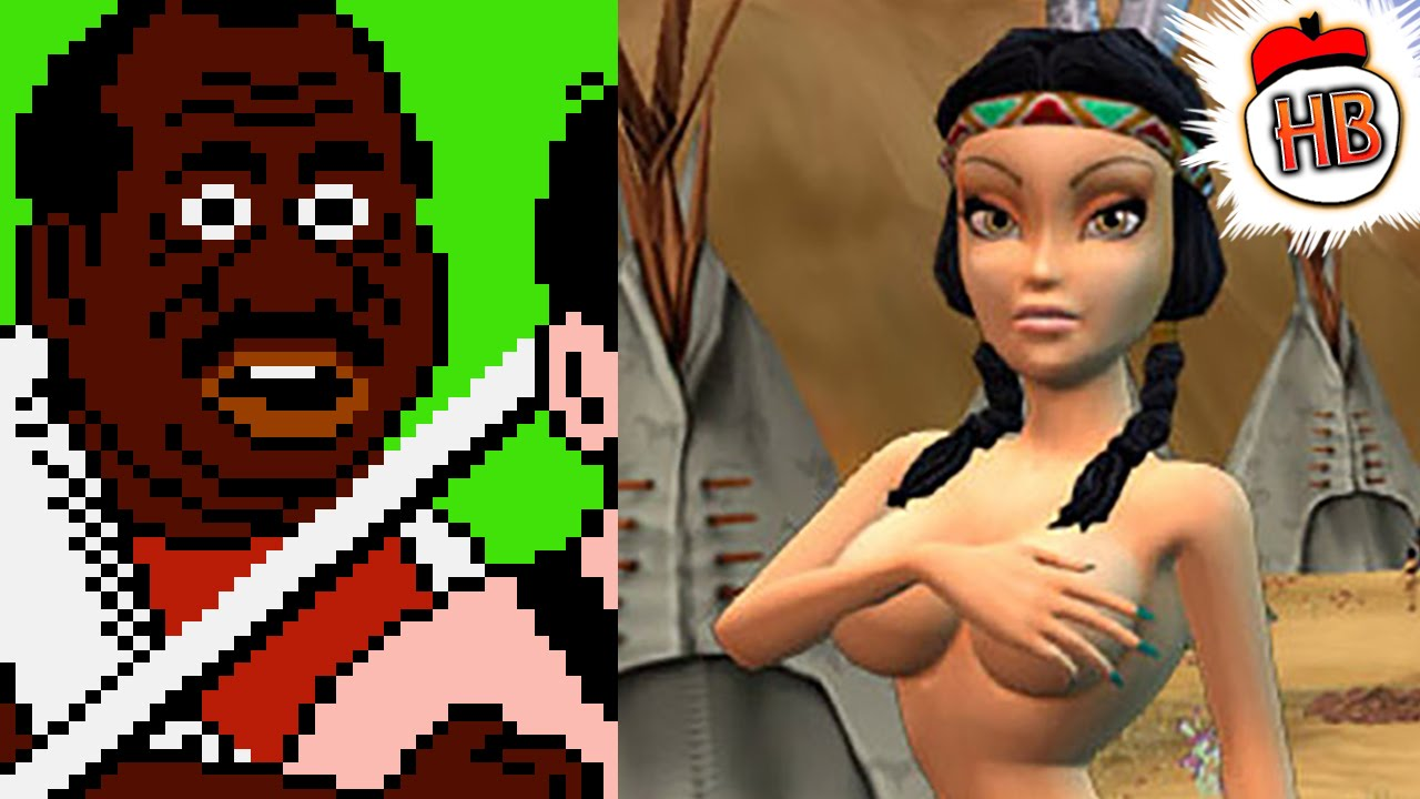 Sex easter eggs in video games