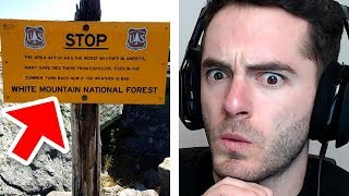 WORLD'S SCARIEST SIGNS