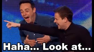 10 *TRY NOT TO LAUGH* CHALLENGE HILARIOUS COMEDIANS OF ALL THE TIME ON AGT AND BGT!
