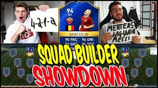 94 TOTS ST NAINGGOLAN SQUAD BUILDER SHOWDOWN! ⚽⛔️😝  - FIFA 17 ULTIMATE TEAM (DEUTSCH)