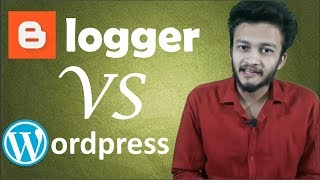 {HINDI} what is the major difference between blogger and wordpress    Choosing the Right Platform