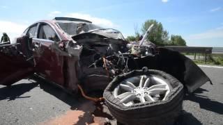 Schwerer Unfall zwischen Aschersleben und Hoym
