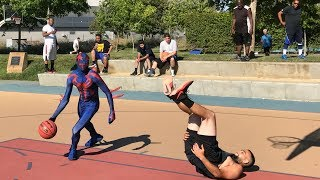 (Ep 9.1) Spider-Man 2099 1v1 Clippers Practice Facility