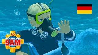 Feuerwehrmann Sam Deutsch Neue Folgen | Mit Gips und Verstand | Rettet Kompilierung 🚒 Kinder Cartoon