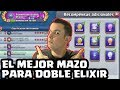 EL MEJOR MAZO PARA DOBLE ELIXIR | CLASH ...mp3