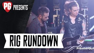 Rig Rundown - Against Me!