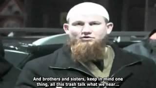 Switzerland Afraid of One Man The German Islamic Preacher PIERRE VOGEL بير فوجل