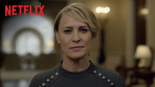 House of Cards | A Message from the Underwood Administration | Netflix