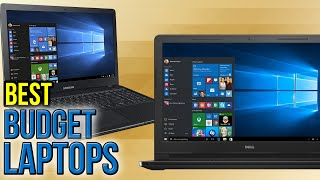 9 Best Budget Laptops 2017