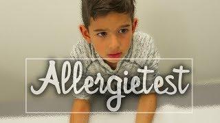 Milan bekommt einen Allergietest | Taschenkontrolle im Lidl | Mama Vlog | Filiz