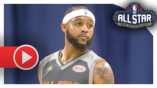 Brandon Armstrong Full Highlights vs West (2017 All-Star Celebrity Game) - 16 Pts, 15 Reb, MVP!
