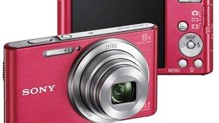 Câmera SONY W830  20x