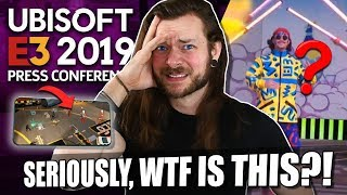 Ubisoft's E3 2019 event was TERRIBLE and they know it.