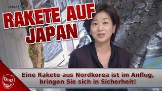 Raketen-Alarm in Japan! - Was steckt wirklich dahinter und wie verhält man sich richtig?