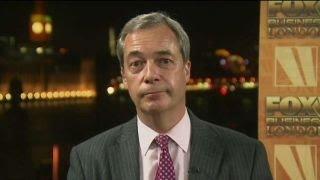 Nigel Farage: The European Union is in big trouble