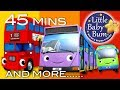 Bus Song | Different Types of Buses! | P...mp3