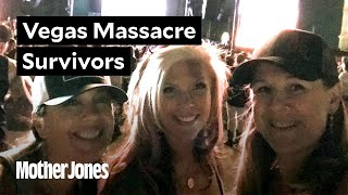 Las Vegas Massacre Survivors Recount Horror