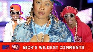 Nick Cannon Claps Back at Fans 😂 | Wild