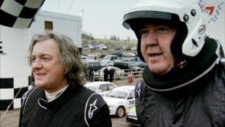 Rallycross on a Budget Part 1   Series 18   Top Gear   BBC
