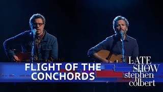 Flight Of The Conchords Perform