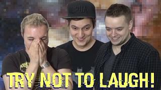 Beste TRY NOT TO LAUGH Challenge bis jetzt - Zuschauervorschlag #2 (Foxy)