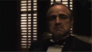 the godfather best scene