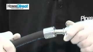 How to Make a Hydraulic Hose
