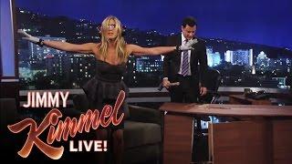 Jennifer Aniston Destroys Jimmy Kimmel