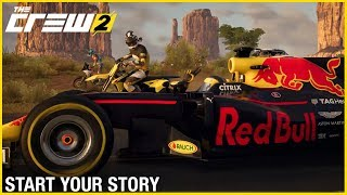 The Crew 2: E3 2018 Start Your Story – Open Beta Gameplay Trailer | Ubisoft [NA]