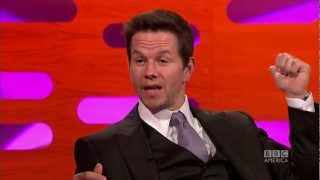 MARK WAHLBERG: My Real-Life Entourage! (The Graham Norton Show)