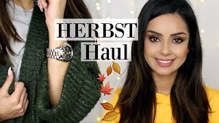 NEU! Herbst Try-On Haul 2017! I Zara, Primark, NAKD,... I tamtambeauty