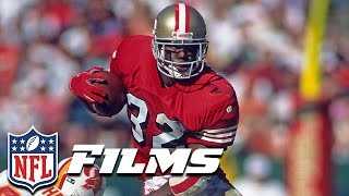 #7 Ricky Watters   NFL Films   Top 10 Players Not in the Hall of Fame