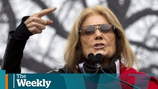 'I've never seen more activism in my life': Gloria Steinem | The Weekly with Wendy Mesley