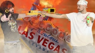 Nerf War   ONE MILLION SUBSCRIBERS!